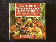 Gene Spaziani - The Home Winemaker's Companion winemakers make 115 great wines