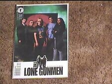 LONE GUN MEN SPECIAL # 1  COMIC BOOK VF/NM PHOTO COVER X-FILES