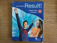 Result. Student's book,Workbook per la Scuola media - D. Spencer - 2007 - AR