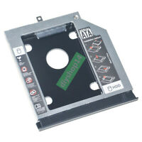 2nd HDD Optical Hard Drive Caddy for Lenovo XiaoXin IdeaPad 310 510 with bezel
