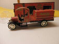ERTL True Value coin bank 1919 GMC Tanker Truck 1/30 Scale Die Cast Metal