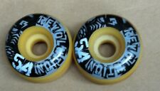 Retro natural Black Label Revolution skateboard wheeel