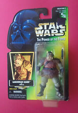 STAR WARS - GAMORREAN JABBA - THE POWER OF THE FORCE - FIGURINE KENNER - 6808