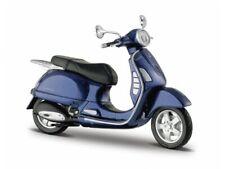 VESPA GRANTURISMO BLU 2003 1//18 Maisto Modello Moto con o senza individi...
