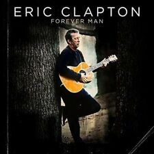 Eric Clapton - Forever Man 3 CD Deluxe Edition 2015 Warner