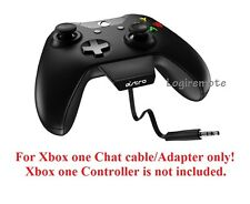 OEM Astro AG1 XBOX One Controller live chat Cable:A50 A40 A30 w/Mixamp 5.8/Pro