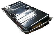 67 68 Camaro Firebird STAINLESS gas fuel tank W/ 2 line sending unit & straps