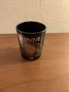 The Walking Dead Survive Shot Glass
