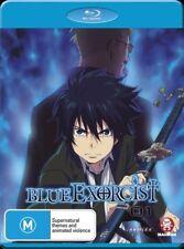 BLU RAY - Blue Exorcist : Volume 1 One  - FREE POST
