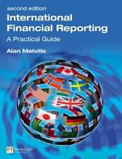 International Financial Reporting, Melville, Alan, Used; Very Good Book