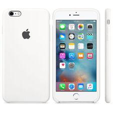 Case for Apple iPhone 8 7 6s 6 Plus 6 Original Genuine Hard Silicone Phone Cover