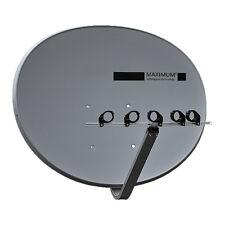 MAXIMUM T 85 Multifocus Multifeed Antenne E85 T85 E 85 Sat Schüssel Spiegel HD