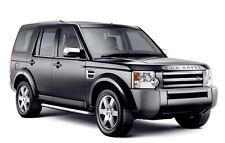 Landrover Discovery 3 (L319) Workshop Service Repair Manual Download