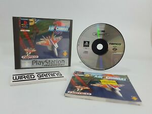 Air Combat - PS1 (Sony Playstation 1) Complete (PAL) Platinum