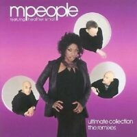"""M PEOPLE """"ULTIMATE COLLECTION THE REMIXES"""" CD NEW"""