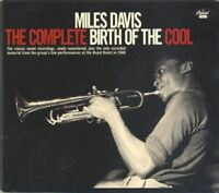 MILES DAVIS the complete birth of the cool (CD album) 7243 4 94550 2 3 cool jazz
