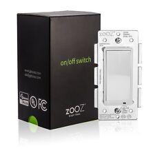 Zooz Z-Wave Plus On/Off Switch ZEN21 VER. 2.0. Works with regular 3-way switch!