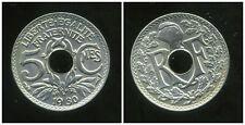 5 centimes  LINDAUER 1930 ( SUP )  ( bis )