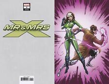 MR & MRS X #1 1:100 J Scott Campbell Virgin Variant Cover! Gambit! Rogue!