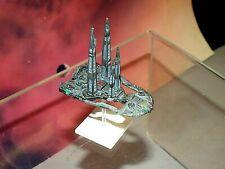 "Firefly Serenity Alliance Dominion-class Cruiser 2.5"" Miniature (Metal & Resin)"