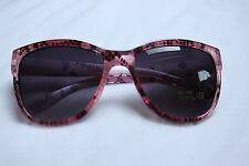 Round 1980s Vintage Sunglasses