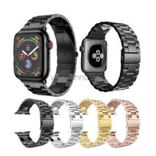 Bandkin Stainless Steel Wristband For Apple Watch Band Strap 44mm 42mm 40mm 38mm