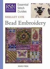 Bead Embroidery Essential Stitch Guides by Shelley Cox 9781844489237
