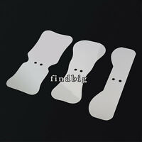 New 3Pcs/Set Dental Orthodontic Intra-oral Mirror Stainless Steel Reflector