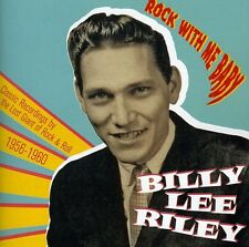 Billy Lee Riley - Rock with Me Baby [New CD] Bonus Tracks