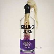 Killing Joke-Live at the Hammersmith Apollo 16.1 volume 1+ + + 2 VINILE LP NUOVO