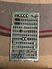 Original Atari Centipede Arcade MPU, PCB, Logic Game board, Working Condition