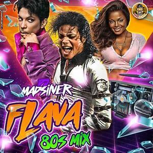 80s FLAVA POP - R&B- SOUL MIX CD