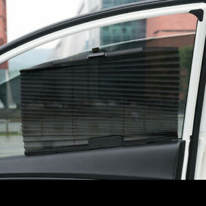 New Car Retractable Curtain UV Protection Side  Windshield Sun Visor Accessories