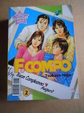 F. COMPO Tsukasa Hojo Vol. 2 edizione Star Comics   [G371C]