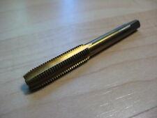 NEW M8x1.0 Metric Tap Titanium Nitride Coated Alloy Steel Tap #T15C