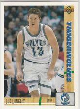 Single NBA Basketball Trading Cards 1991-92 Season