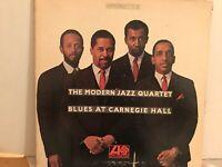 THE  MODERN  JAZZ  QUARTET             LP       BLUES   AT   CARNEGIE   HALL