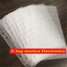 100pcs Empty pages For components sample book SMD Electronic Components assorted