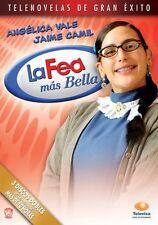NEW La Fea Mas Bella (DVD)