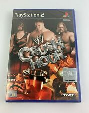 PS2 WWE Crush Hour (2003), Brand New & Factory Sealed, *Read*