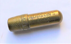 NO RESER c1910 SOAP AD Etui Needle Case Thread Holder Sewing Kit Thimble Vintage