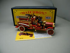 "Matchbox MoY Code 2 Leipzig 2018 Mack Feuerwehr ""Leipzig Feuerwehr"" 1v36 1:43"