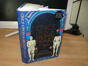 Stephanie Garber - Once Upon A Broken Heart Signed 1st Caraval author new series