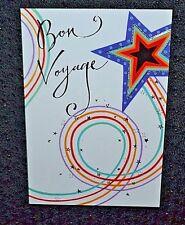 NEW Bon Voyage greetings card