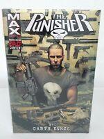 The Punisher Max Volume 1 Garth Ennis Omnibus Marvel Comics HC New Sealed $100