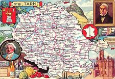BR15828 tarn Map Cartes Geographiques  france