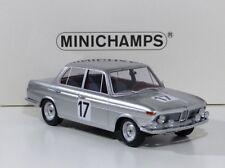 BMW 2000 TI ICKX / HAHNE #17 - WINNER 24H SPA 1966 MINICHAMPS Neu OVP 1:18