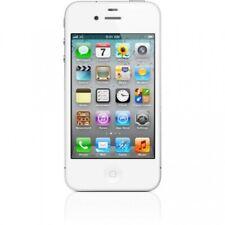 Apple iPhone 4S 32GB weiß - AKZEPTABEL