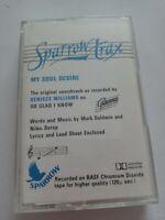 My Soul Desire Deniece Williams Sparrow Trax Cassette