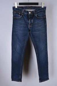 Nudie Tilted Tor Classic Slim Fit Straight Jeans Size M W32 / L32